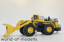 Nzg 889 Komatsu Radlader Wa 1200 1:50 New Original Packaging