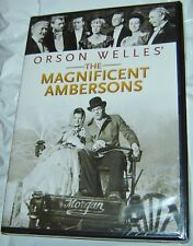 The Magnificent Ambersons (DVD, 2012), NEW & SEALED, REGION 1, VERY RARE CLASSIC