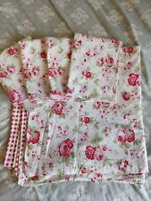 Cath Kidston Ikea Double Duvet Cover And 4 Pillow Cases