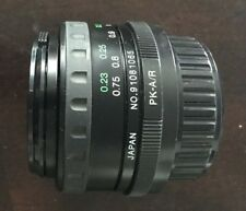 Vivitar 28mm/f2.8 Macro 1:5x Lens for Pentax  PK-A/R Ricoh Brand New in Box
