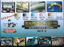 Lifecolor Acrylics LC-TSC02 Tensocrom paint set 2