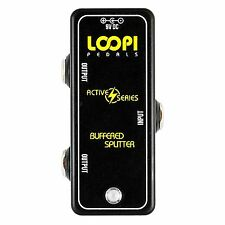 Buffered Y Splitter Pedal - Loopi Pedals