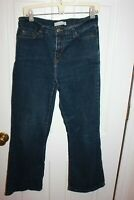 Levi's 512 Womens Size 12  Blue Perfectly Slimming Bootcut Denim Jeans NWT