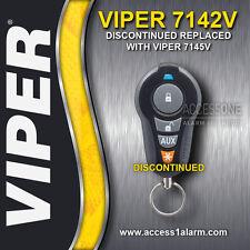 Viper 7142V 1-Way 4-Button Replacement Remote Control EZSDEI7142 7145V Upgrade
