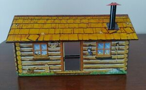 Marx Small Western Cabin