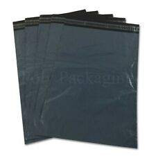 "50 x GREY Mailing Bags 9x12""(230x300mm) Royal Mail LARGE LETTER Size A4 Value"