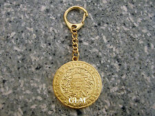 Feng Shui = Victory Banner Medallion of Success Keychain