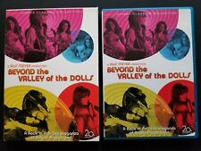 Beyond the Valley of the Dolls w/ Slipbox (2-Dvd Set, 2006, Special Edition)