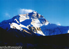 POSTER : SNOW AT EVEREST   -   FREE SHIPPING ! # PP0735   LP38 O