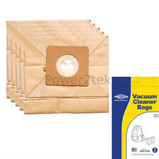 5 x VC108 Vacuum Cleaner Bags for Tesco VCBD1611 Hoover UK