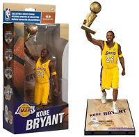 McFarlane Toys NBA ~ KOBE BRYANT (2010) FIGURE ~ Limited Ed. Championship Series