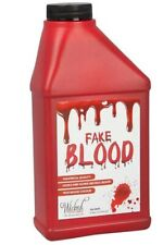 Wicked Costumes Fake Blood 473ml Theatrical quality Halloween fancy dress horror