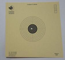 106T 5 Meters Air Pistol Indoor Shooting ->Training Targets Pk of 100