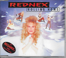 REDNEX - Rolling home CDM 6TR Eurodance 1995 (Zyx) Germany