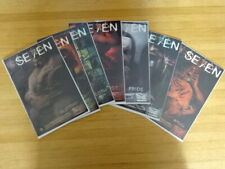 Rare Complete Set Of Seven (Se7En) Comic Books! Zenescope!