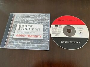 GERRY RAFFERTY BAKER STREET AUSTRALIAN RELEASE CD