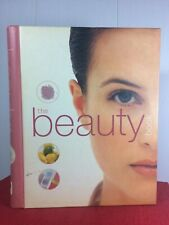 The Beauty Book by Helen Foster Face Skin Nails Hair Color Food Hard Cover Book