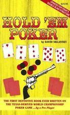 David Sklansky - Hold Em Poker (1989) - Used - Trade Paper (Paperback)