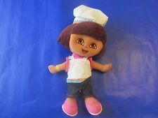"Dora The Explorer Baker Chef Plush Stuffed Soft Doll Toy, 12"", Fisher-Price"