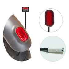 Electric scooter light rear tail lamp safety warning taillight for M365 Sn