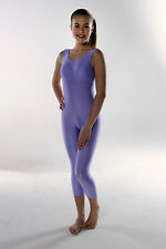 Ladies Nylon Lycra April Sleeveless Unitard