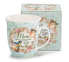 Large Coffee Tea Ceramic Mug-16 oz Mom Life's Greatest Gift #9727299