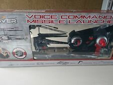 sky rover voice comand missile launcher