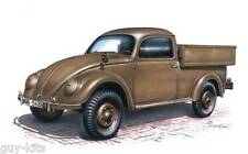 "VOLKSWAGEN TYPE 825 ""Pick-up"", 1941 - Kit CMK 1/35 - T35025"