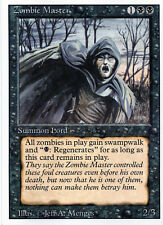 Zombie Master / Zombiemeister -.Revised Edition - Magic - NM - ENG