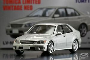 [TOMICA LIMITED VINTAGE NEO LV-N232a 1/64] TOYOTA ALTEZZA RS200 Z EDITION 1998