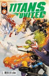 TITANS UNITED  #1  DC Comics 2021 1st Print NM