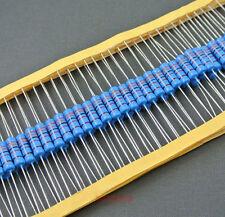 200pcs 2Watt Metal Film Resistor Assortment 2W (1R-1M)