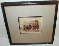 The Stills-Young Band Long May You Run LP Vinyl Record Album Vintage MS 2263