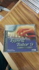 typing tutor 9 Platinum Edition Scholastic windows Mac Cd Rom