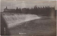 Mill Weir On River Ure, BOROUGHBRIDGE, Yorkshire RP