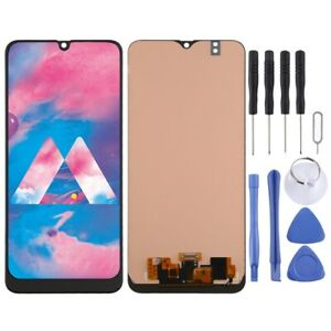 For Samsung Galaxy M30 M30S Incell LCD Screen Touch Digitizer Glass Part BLACK