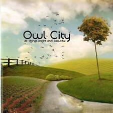 All Things Bright And Beautiful von Owl City (2011)