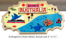 Disney Around The World Member Exclusive Pin 3 Nemo Australia Movie Rewards DMR