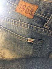 GAP 1969 Women Size 6 RN#54023 Faded Wash Denim Jeans