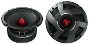 """Pioneer TSM650PRO 6-1/2"""" PRO Series High Efficiency MidRange Car Speaker Drivers"""