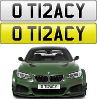TRACEY TRACY TRACE TRACIE CHERISHED PERSONALISED PRIVATE NUMBER PLATE