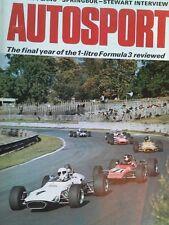 Autosport December 17th 1970 *F3 Seasonal Survey*
