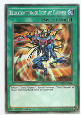 Dedication through Light and Darkness DPRP-EN014 Yu-Gi-Oh Card 1st English Mint