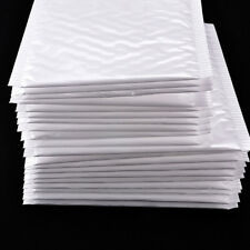10Pcs Useful Poly Bubble Mailers Padded Envelopes Shipping Bags Self Seal #ty