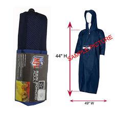 NFL Dallas Cowboys Reusable Rain Poncho Raincoat Adult Size