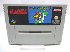 Nintendo SNES Spiel - Super Mario World 1 (Modul)(PAL) 11268758