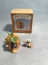 Hallmark Merry Miniatures Keepsake Ornament 1995 Happy Haunting Halloween