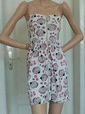 Super Mini STRETCHKLEID Kleid - * MONKI * - Gr. XS