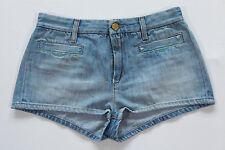 NUEVO REPLAY Verano Vaqueros pantalón corto Pantalones W 498 W28