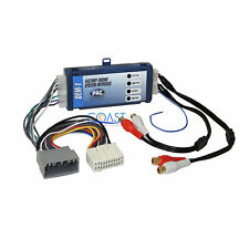Car Stereo Add-on Amplifier Integration Interface for 02-07 Chrysler Dodge Jeep